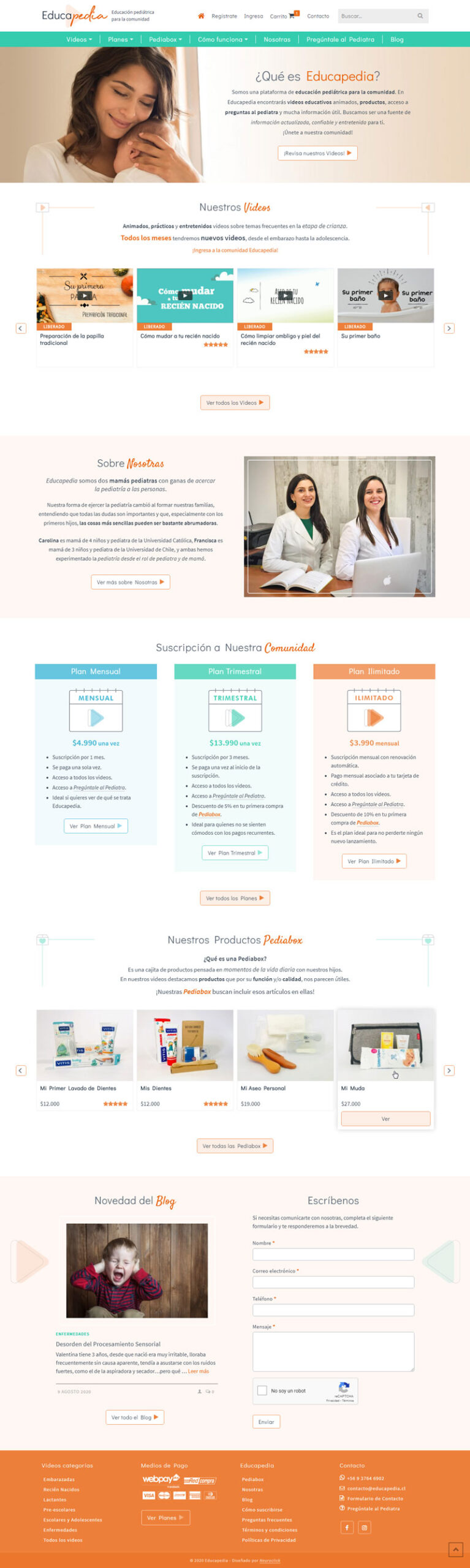 Neuroclick-educapedia-home